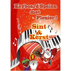 Keyboard Spelen Met Plezier Sint & Kerst