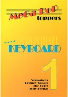 Mega Pop Toppers voor keyboard 1