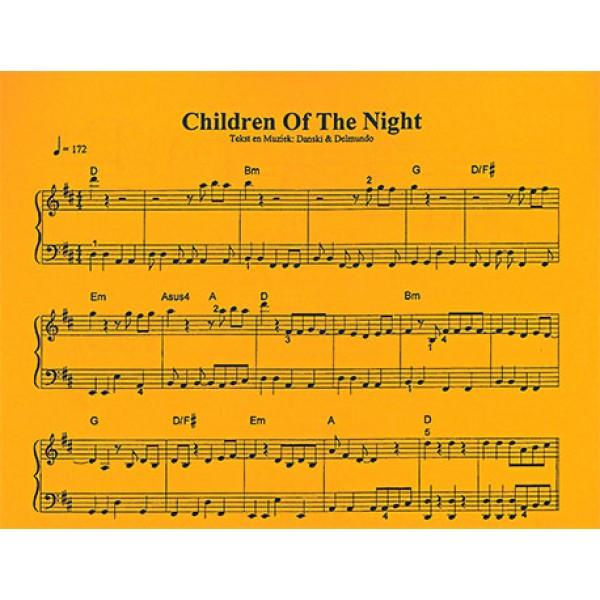 Nakatomi - Children Of The Night