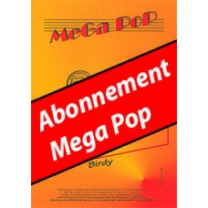 Abonnement Mega Pop 2018