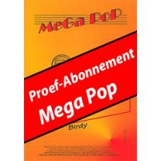 Proefabonnement Mega Pop