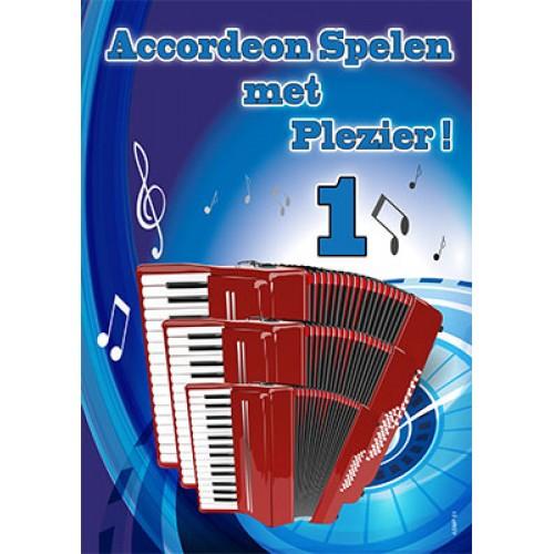 Accordeon Spelen Met Plezier deel 1 (digital download)