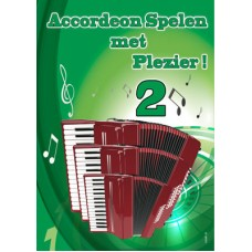 Accordeon Spelen Met Plezier deel 2 (digital download)
