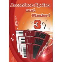 Accordeon Spelen Met Plezier deel 3 (digital download)