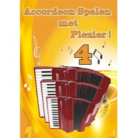 Accordeon Spelen Met Plezier deel 4 (digital download)
