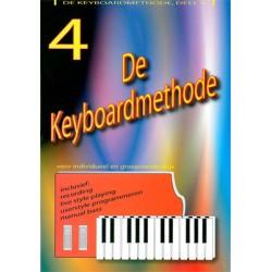 De keyboardmethode deel 4