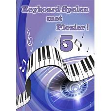 Keyboard Spelen Met Plezier deel 5 (digital download)