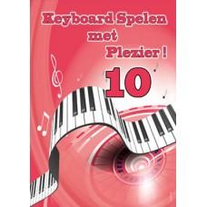 Keyboard Spelen Met Plezier deel 10 (digital download)
