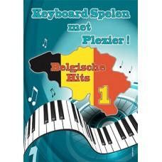 Keyboard Spelen Met Plezier Belgische Hits deel 1 (digital download)