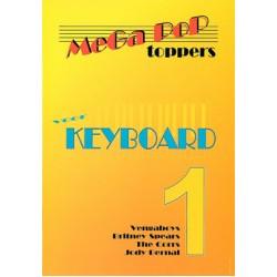 Mega Pop Toppers voor keyboard 1