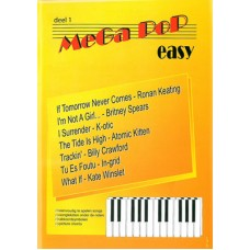 Mega Pop Easy voor keyboard 1