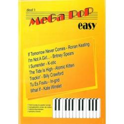 Mega Pop Easy voor keyboard 1