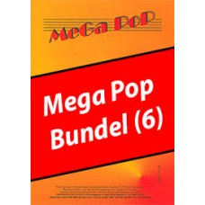 Mega Pop: Backstreet Boys Bundel (maxibundel)