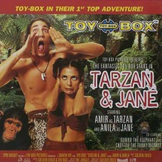 Tarzan & Jane - Toy-Box