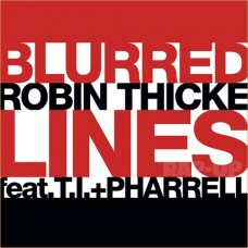 Blurred Lines - Robin Thicke ft. T.I. & P. Williams