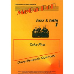 Jazz & Latin: Take Five - Dave Brubeck Quartet